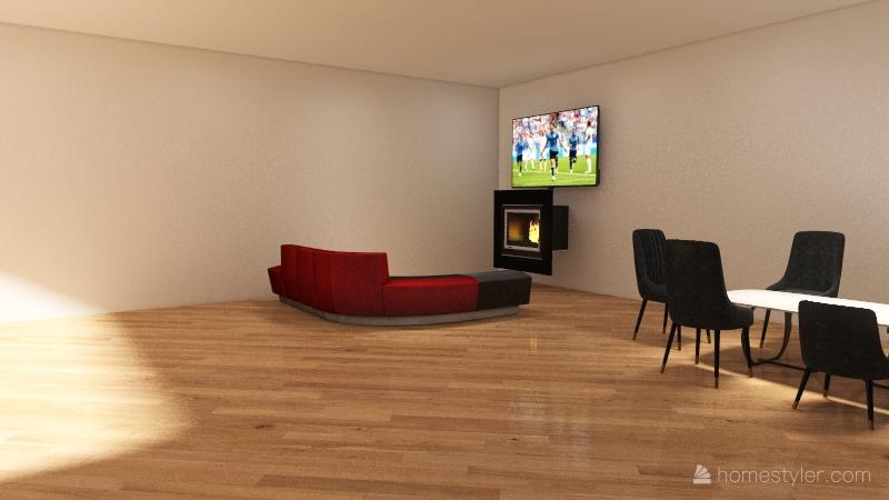 Copy of Nancy S. Palos Heights#6 Interior Design Render