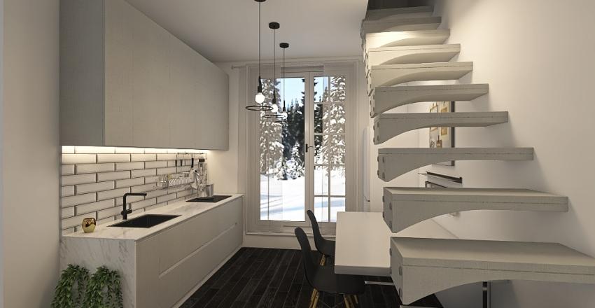 Casa '' Las Nieves'' Interior Design Render