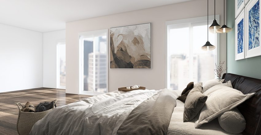 contempo confort Interior Design Render