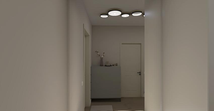 pint flat Interior Design Render