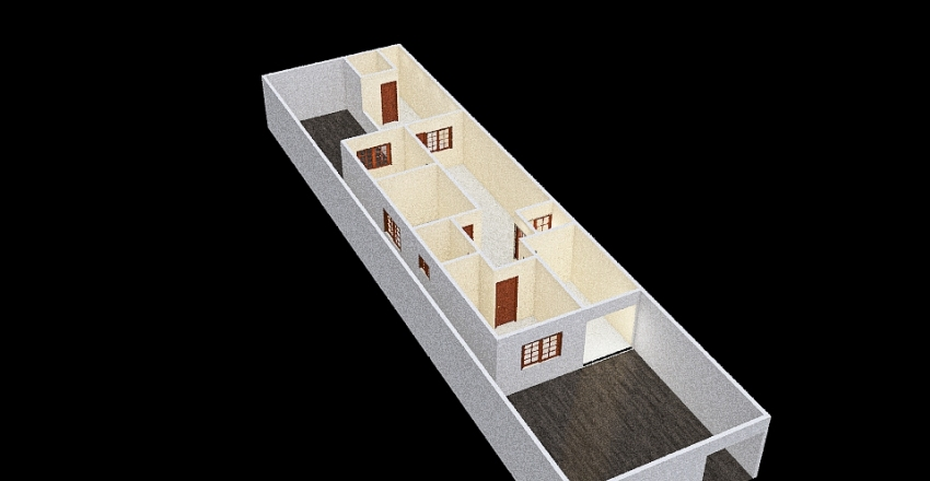 PLANTA3 inicial Interior Design Render