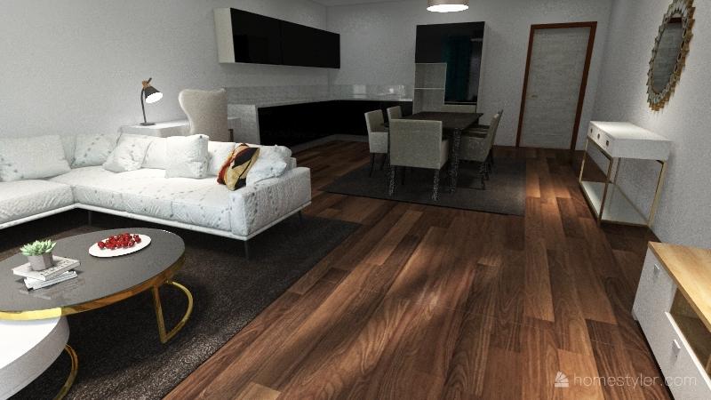 Copy of cozinha finaly Interior Design Render