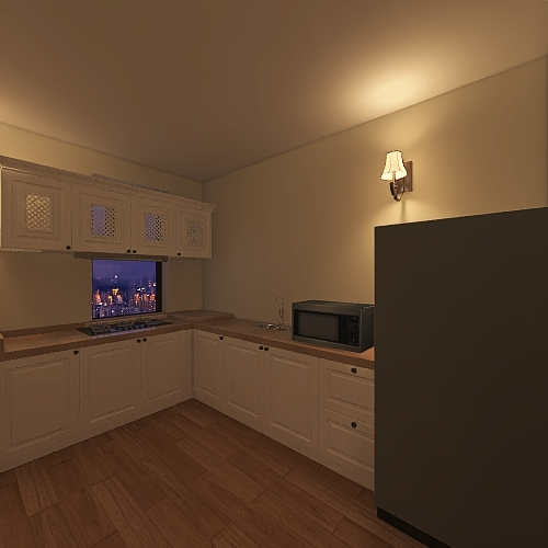 bressan Interior Design Render