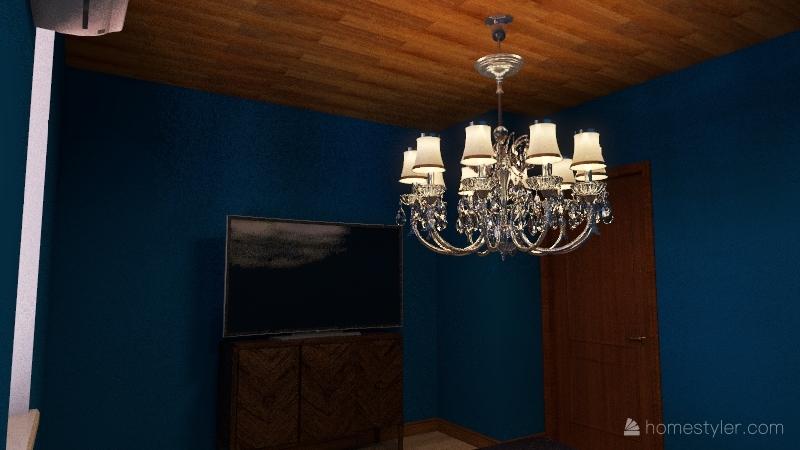 Ponti Interior Design Render