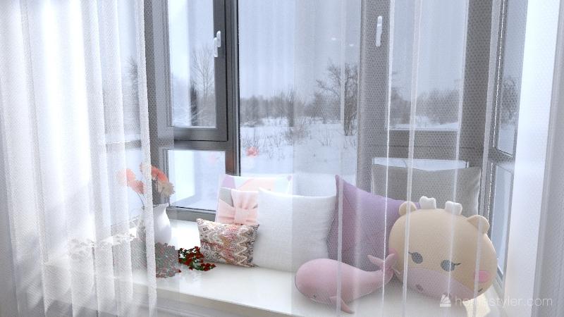 Little Princess Paradise Interior Design Render