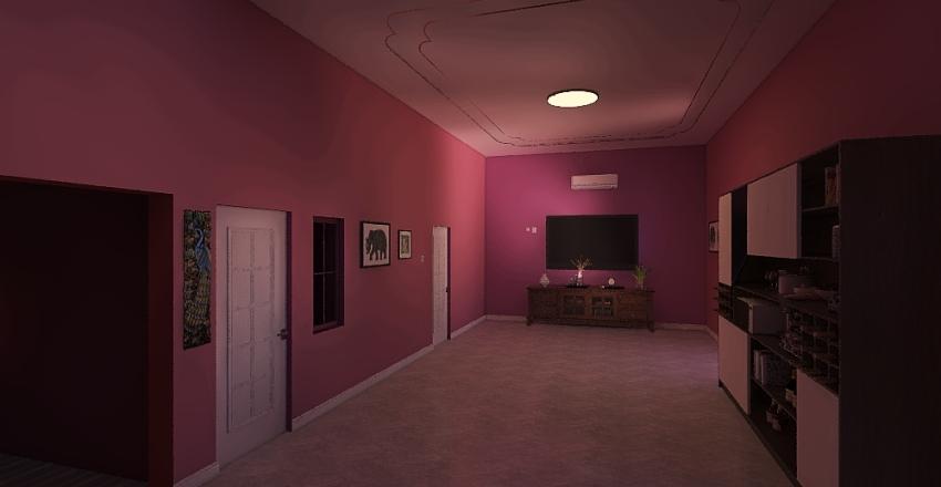 baba Interior Design Render