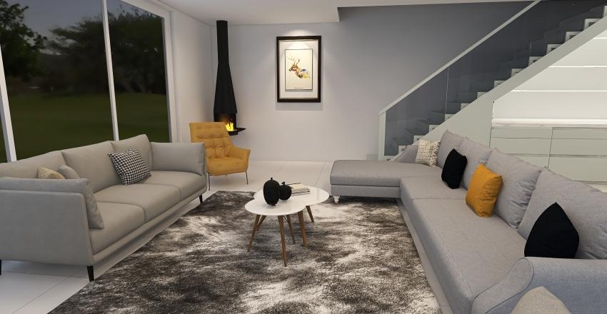 a house Interior Design Render