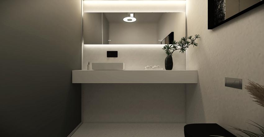 Biophilia Interior Design Render