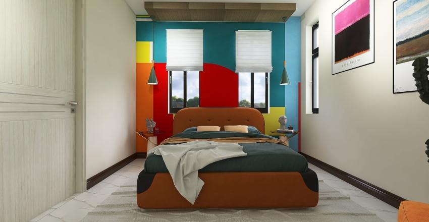 The dwelling Interior Design Render