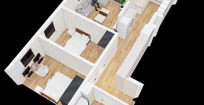 Emili Interior Design Render