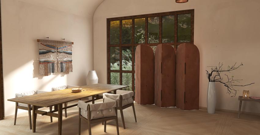 Less Is More Interior Design Render