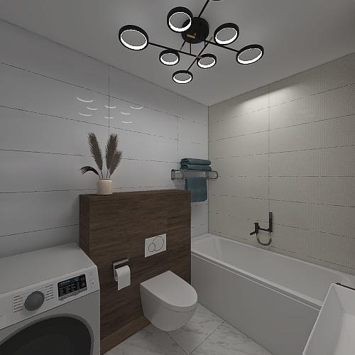 Projekt Osiedle Podgaje Interior Design Render