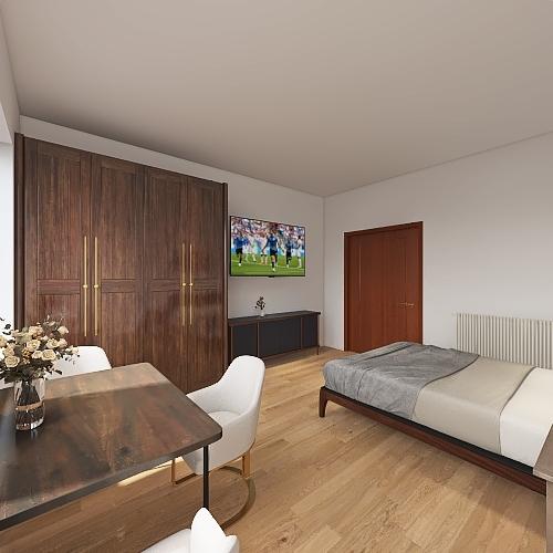 Erfurt 2021 Interior Design Render