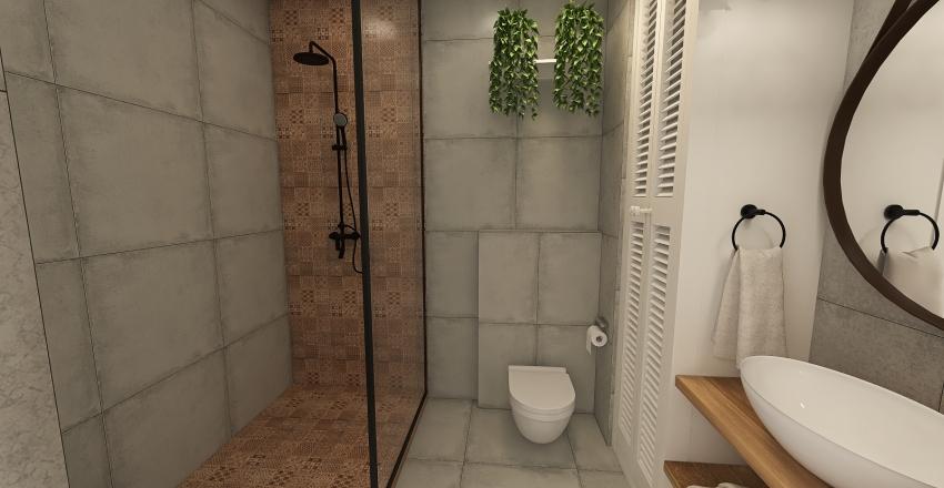 ŁAZIENKA3 Interior Design Render