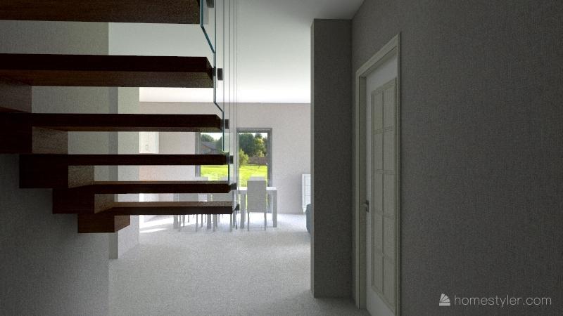 dom2021 -przesuniety dół v2 Interior Design Render