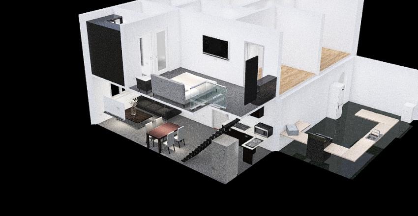 Dee - PPC Short Double Ext. Interior Design Render