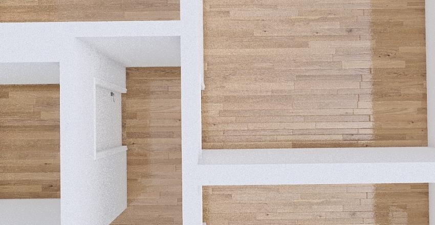 Ippodromnaya -2 Interior Design Render