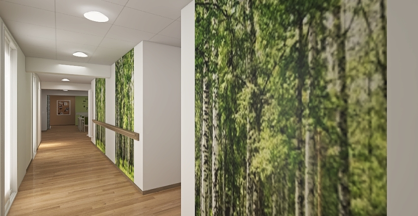 HAMONIE Ulm Interior Design Render