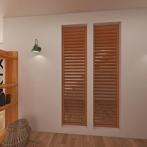 Summer Home 2021 Interior Design Render