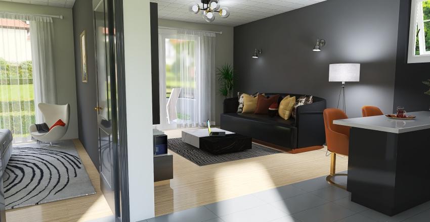 Mayhouse Interior Design Render