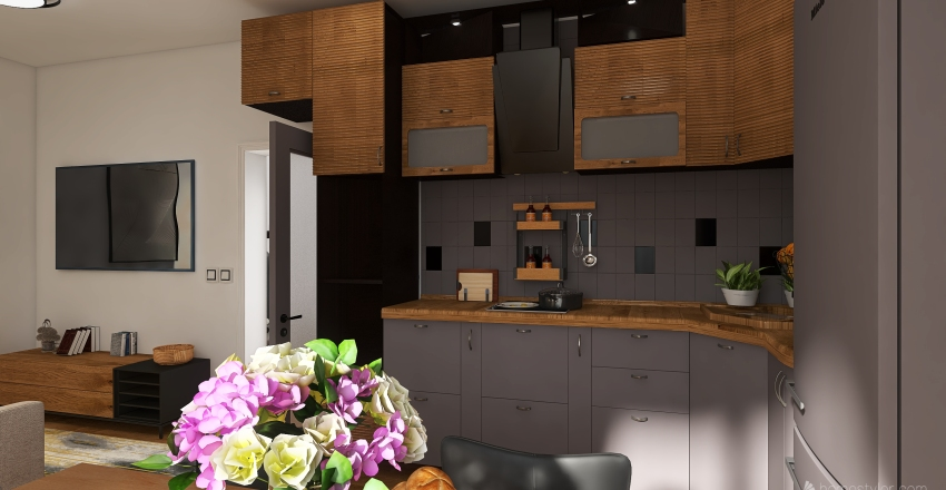 Copy of Byt D2 Interior Design Render