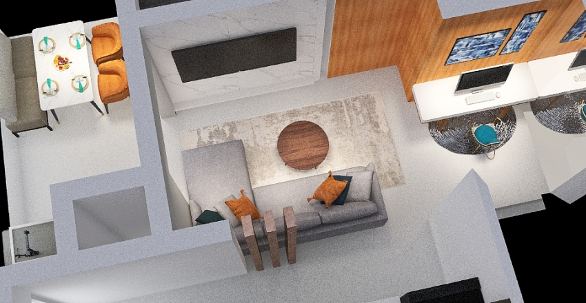 Design 101 Interior Design Render