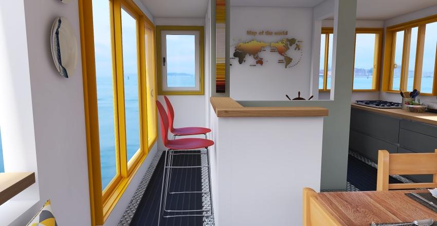 CHALANA SEM CABINE Interior Design Render