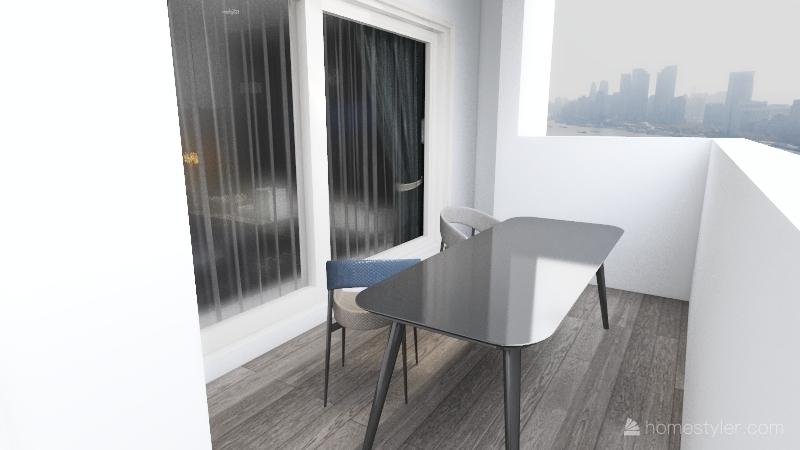 Copy of Balzan apt 8 375k Interior Design Render