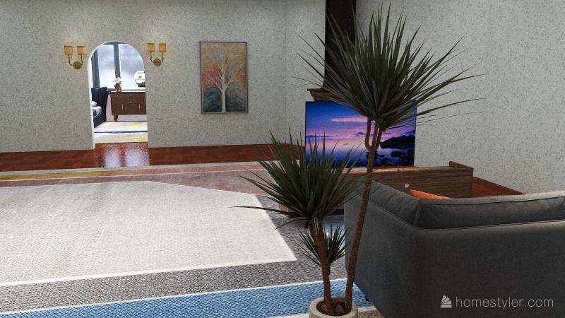 Up north Interior Design Render