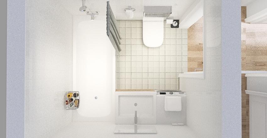 Ippodromnaya -1 Interior Design Render