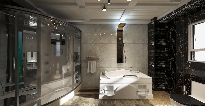 حمام 2021 Interior Design Render