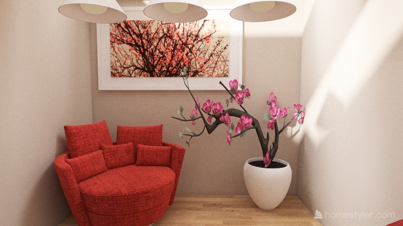 blossom collection Interior Design Render