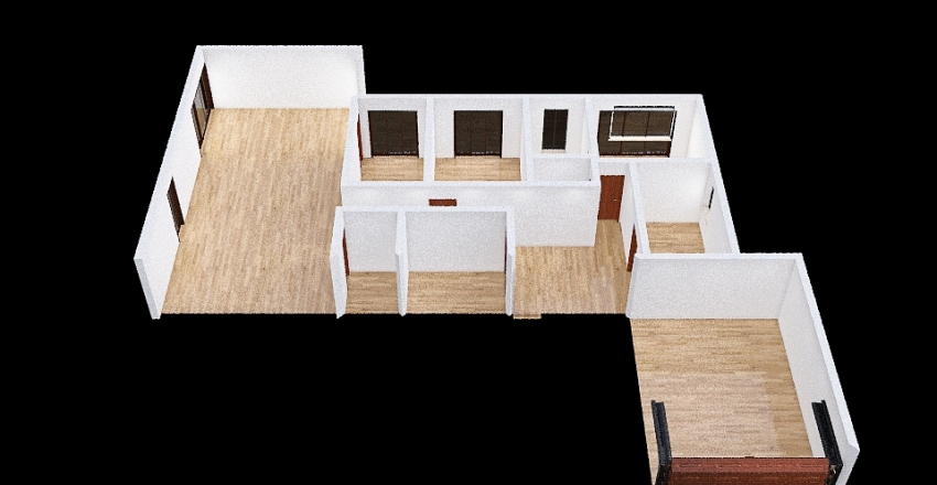 Domov gorgosz Santarius 1 Interior Design Render