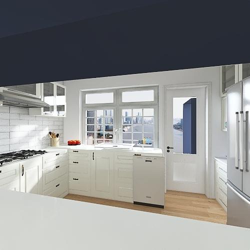 Kitchen Remodel Draft 2.5 Interior Design Render