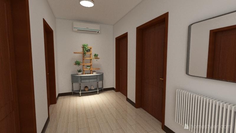 asta 1 Interior Design Render