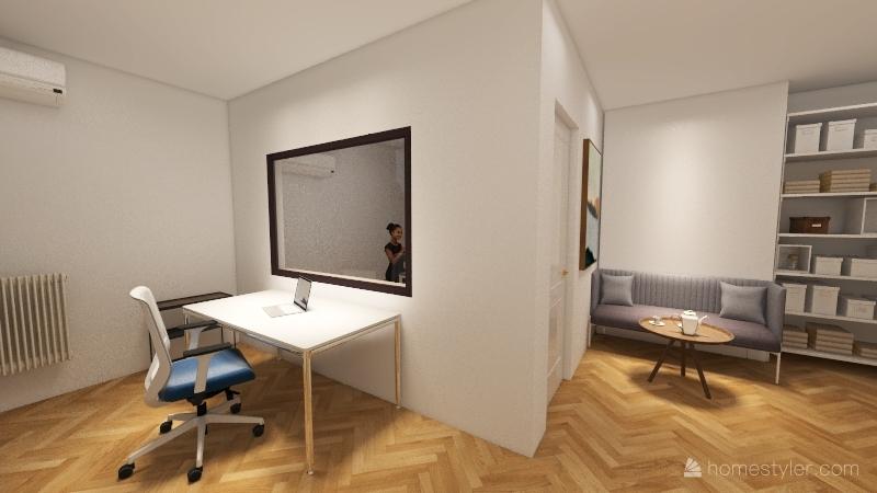 Ordynacka Interior Design Render