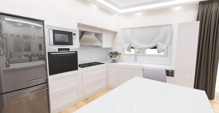 vima _APARTMENT RENOVATION & YARD_ATHENS (I) Interior Design Render