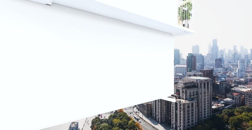 NHÀ CHỊ THÚY-TẦNG TRỆT-REV01 Interior Design Render