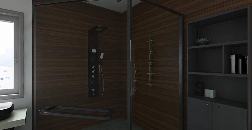 Cotagge design Interior Design Render