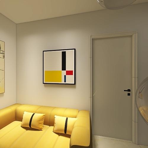 Copy of per ora MIGLIORE gropallo ipotesi 2 Interior Design Render