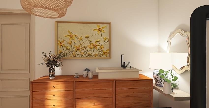 Pioneer Home Interior Design Render