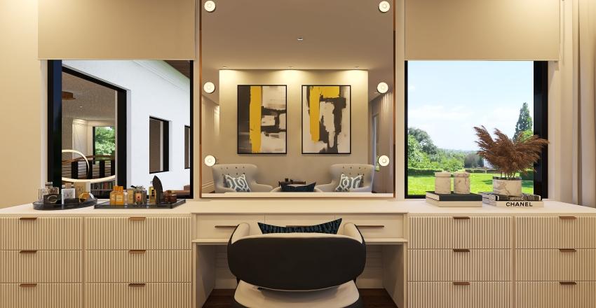 039| house of AlphaVille Interior Design Render