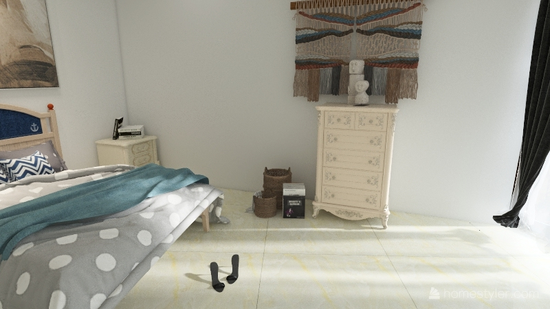 gropallo no spostamento muri definitiva? Interior Design Render