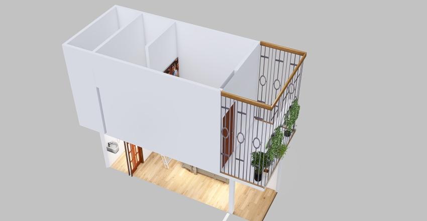 Copy of nhà chị thúy Interior Design Render