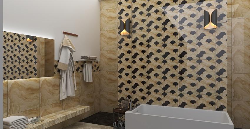 luxury interior in a classic style Interior Design Render