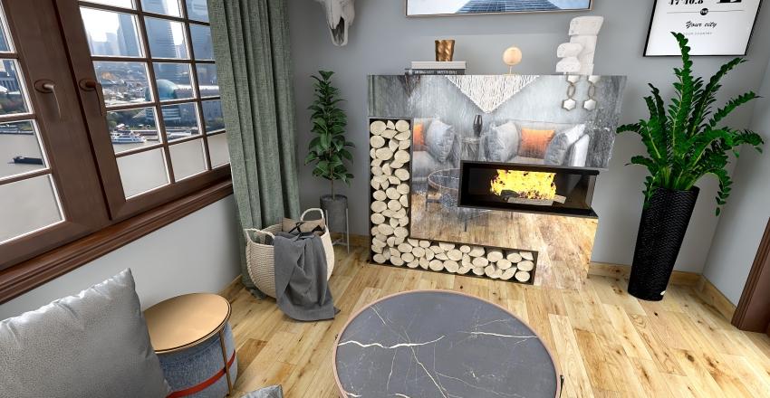 YOHA Interior Design Render