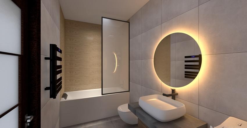 Ванная тест 29.04 Interior Design Render