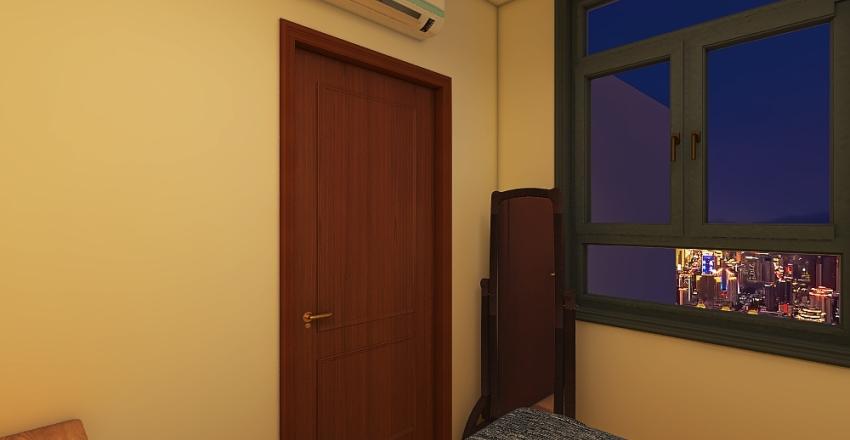 2 room Interior Design Render