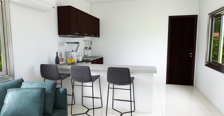 Departamento Proyecto Interior Design Render