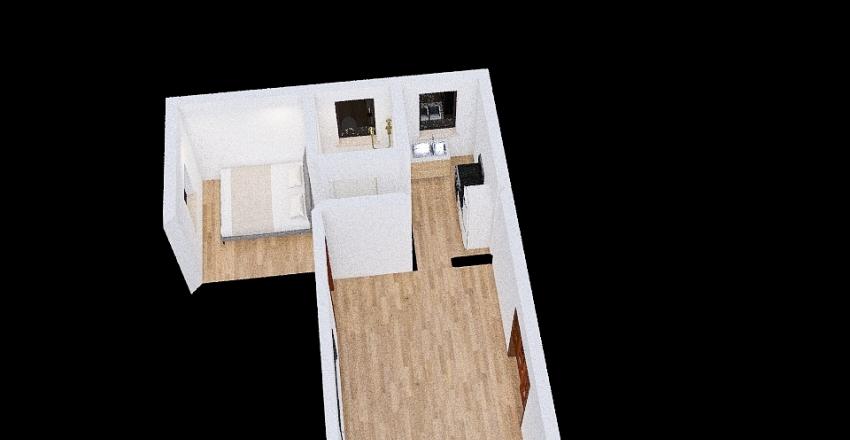 Copy of γραφειο Interior Design Render